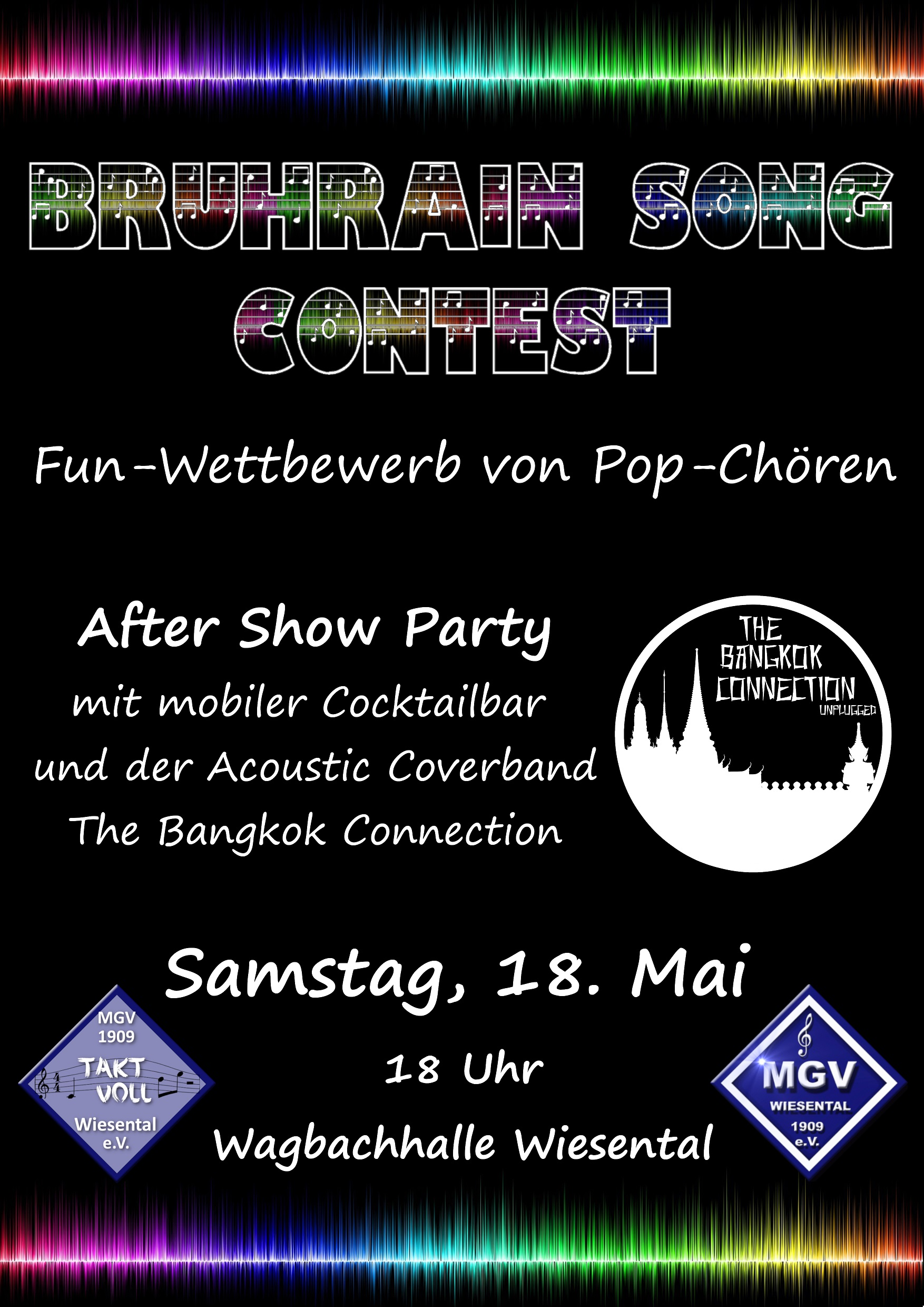 Bruhrain Song Contest 2019